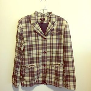 Ralph Lauren Polo madras jacket from India
